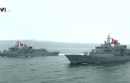 Thổ Nhĩ Kỳ tập trận hải quân lớn