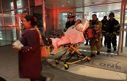 Máy bay Thổ Nhĩ Kỳ đi vào vùng nhiễu động, 30 người bị thương
