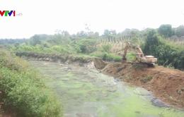 Đăk Lăk yêu cầu siết chặt quản lý nước thải từ nhà máy