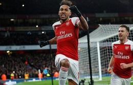 Arsenal cắt đứt mạch bất bại của Man Utd, đoạt lại vị trí thứ 4 Ngoại hạng Anh
