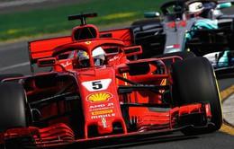 Đua xe F1: Lịch thi đấu mùa giải 2019