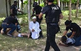 Malaysia tiếp tục bắt giữ 9 nghi can khủng bố