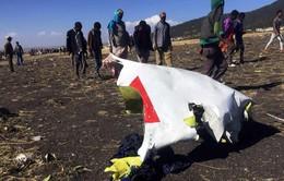 Nỗ lực điều tra nguyên nhân vụ rơi máy bay Ethiopia