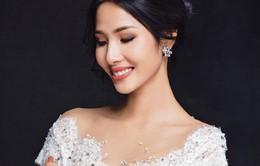 Á hậu Hoàng Thùy: Xây dựng thói quen tốt cho sức khỏe