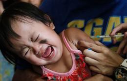 Số người tử vong vì mắc sởi tại Philippines gia tăng