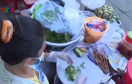 Cần nhân rộng mô hình an toàn thực phẩm thức ăn đường phố