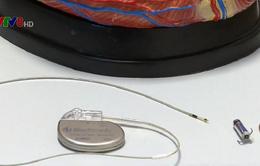 Trung Quốc thử nghiệm máy tạo nhịp tim nhỏ nhất thế giới