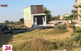 TP.HCM yêu cầu Bình Chánh báo cáo khẩn vụ xây nhà trái phép trên đất nông nghiệp