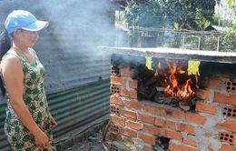 Quảng Ngãi: Người dân tự xây lò xử lý rác tại nhà
