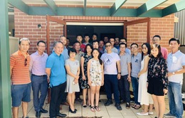 Tri thức kiều bào Australia đưa nghiên cứu ứng dụng về Việt Nam