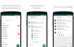 Google cập nhật tính năng mới trên Hangouts Chat