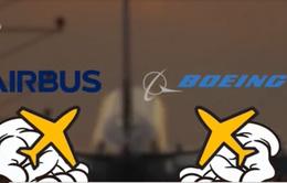 Chiến lược cạnh tranh giữa Boeing và Airbus