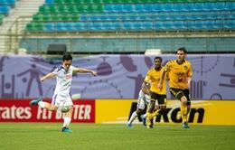 VIDEO Tampines Rovers 1-1 CLB Hà Nội: Đại diện Việt Nam bị cầm hòa đáng tiếc