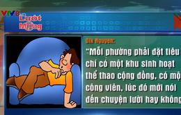 30% người trưởng thành Việt Nam thiếu vận động thể lực