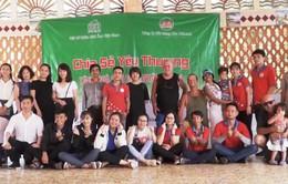 Chương trình thiện nguyện của kiều bào Anh tại Quy Nhơn
