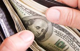 Ngân sách Mỹ thâm hụt hơn 1.000 tỷ USD