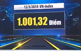 VN-Index vượt lên mốc 1.000 điểm: Mừng hay lo?