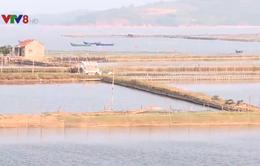 Phú Yên xử lý lấn chiếm thắng cảnh cấp quốc gia đầm Ô Loan
