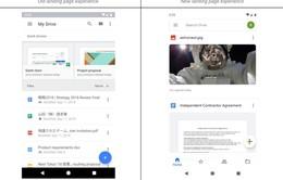 Google Drive bổ sung công cụ thay đổi giao diện