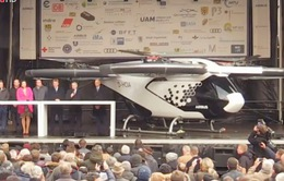 Airbus khởi động dự án thử nghiệm taxi bay