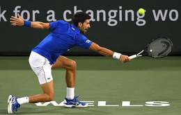 Indian Wells 2019: Hạt giống số 1 Novak Djokovic dừng bước tại vòng 3