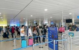 Tân Sơn Nhất đứng cuối khảo sát chất lượng 6 sân bay trong nước