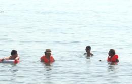 Nha Trang khoanh vùng thêm 6 bãi tắm an toàn