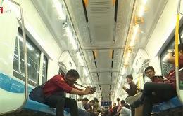 Indonesia đưa hệ thống tàu điện MRT vào hoạt động