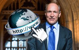 """""""Cha đẻ"""" World Wide Web lo ngại vấn đề quyền riêng tư"""