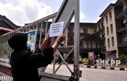 Malaysia đóng cửa hàng chục trường học do nghi rò rỉ hóa chất