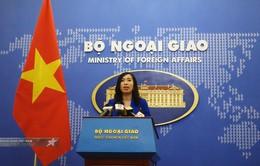 Việt Nam lên tiếng về các diễn biến gần đây ở đảo Thị Tứ