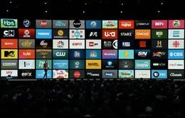 Apple chạy đua cho dịch vụ truyền hình sắp được ra mắt