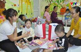 Trái tim cho em: Hy vọng sống cho 10 bệnh nhi tim bẩm sinh tại bệnh viện Tim Hà Nội