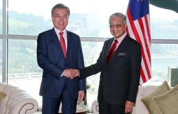 Hàn Quốc - Malaysia tiến tới hoàn tất FTA