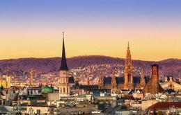 Thủ đô của Áo được bình chọn là thành phố đáng sống nhất thế giới