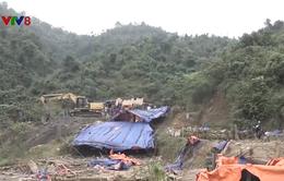 Nghệ An: Sập hầm khai thác quặng thiếc, 3 người thiệt mạng