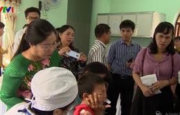 Cần Thơ triển khai tiêm bổ sung vaccine sởi - rubella