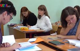 """Diễn đàn khoa học """"Giảng dạy tiếng Việt và Việt Nam học tại Liên bang Nga"""""""