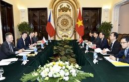 Thứ trưởng Bộ Ngoại giao Czech tham vấn chính trị tại Việt Nam