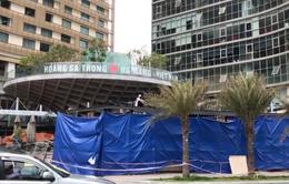 Đà Nẵng tháo dỡ phần xây dựng không phép khách sạn Bạch Đằng