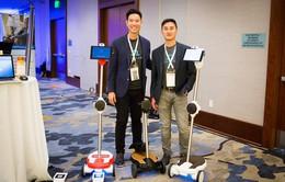 Robot của tiến sĩ Việt trên đất Mỹ