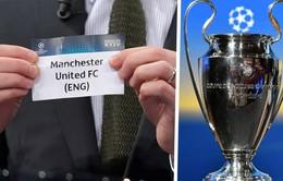 "Bốc thăm tứ kết Champions League: Khó tránh khỏi ""nội chiến"" Premier League?!"