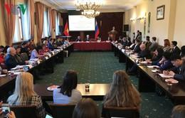 Đưa ngôn ngữ và văn hóa Việt Nam gần hơn với bạn bè Nga