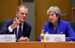 EU để ngỏ khả năng gia hạn Brexit trong thời gian dài