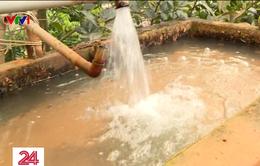 Hà Nội chỉ đáp ứng 55% nước sạch cho các huyện ngoại thành