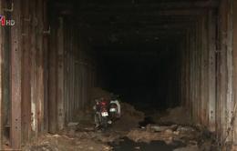 Khó khăn giải quyết hậu quả tại mỏ vàng Bồng Miêu