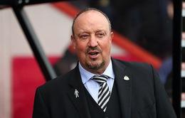 Rafa Benitez đặt mục tiêu tối thiểu để cùng Newcastle United trụ hạng