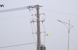 Nguy cơ tai nạn khi thả diều gần đường dây điện