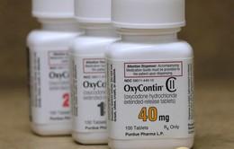FDA yêu cầu sản xuất thuốc đào thải opioid khỏi cơ thể người bệnh