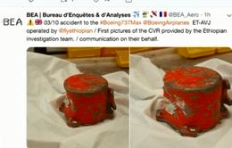 Pháp phân tích hộp đen máy bay Ethiopia gặp nạn